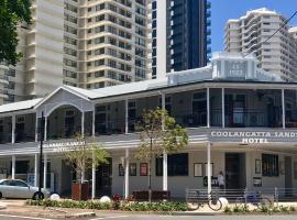 Coolangatta Sands Hotel, hostel in Gold Coast