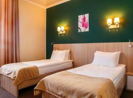 AYKUN Hotel, отель в городе Нур-Султан