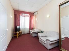 Гостиный Дом Визитъ, отель в Челябинске