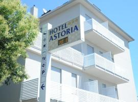 Hotel Astoria, hotel in Ravenna