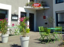 Hotel Coté Sud, hôtel à Saint-Péray