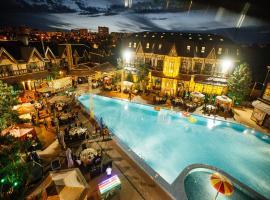 Hotel Temernitskiy, hotel with jacuzzis in Rostov on Don