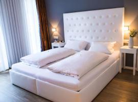 Hotel Domizil, отель в Ингольштадте