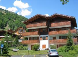 Schwarznase, hotel in Blatten bei Naters