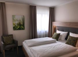 Hotel Kronprinz, hotel in Kulmbach
