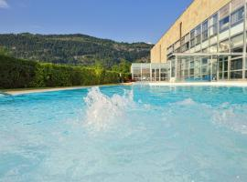 La Réserve Hotel Terme, hotel in Caramanico Terme