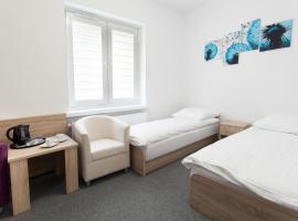 Dom Studenta Nr 1 PWSZ Konin, hostel in Konin