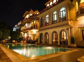 Shahpura House, hotel near Jaipur Train Station, Jaipur