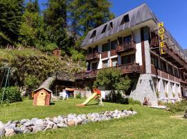 Hotel Genzianella, hotel near Klein Matterhorn, Champoluc