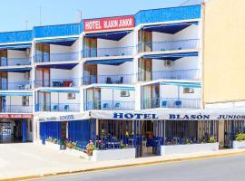 Hotel Blason Junior, hotel en Peñíscola