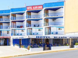 Hotel Blason Junior, hotel in Peniscola