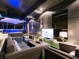 Aswar Hotel Suites Riyadh, hotel em Riyadh