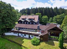 Hotel Mein Bergblick, hotel em Hahnenklee-Bockswiese