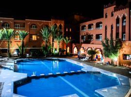 Hotel Farah Al Janoub, hôtel à Ouarzazate