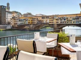 Hotel Lungarno - Lungarno Collection, hotel a Firenze