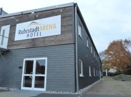 Ruhrstadtarena Hotel, Hotel in der Nähe von: Deutsches Bergbau-Museum Bochum, Herne