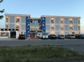 Hotel Babylon am Europa-Park, hotel dicht bij: Europa-Park Hoofdingang, Ringsheim