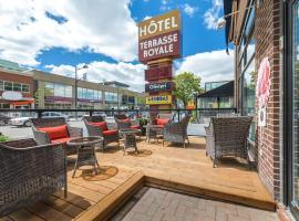 Terrasse Royale Hotel, hotel near Saint Joseph's Oratory, Montreal