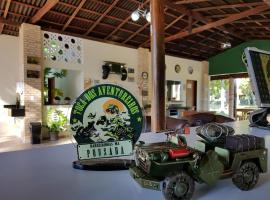 Pousada Toca dos Aventureiros, accessible hotel in Barreirinhas