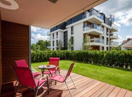 Apartament di Mare, hotel near Ergo Arena, Gdańsk