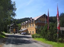 Hotel Ladenmühle, Hotel in der Nähe von: Schloss Kuckucksstein, Kurort Altenberg