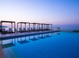 Aeolis Thassos Palace, hotel in Astris