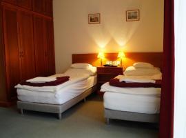 Hotel Ovit, hotel poblíž významného místa Budhistická stúpa, Keszthely