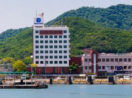 オーキドホテル、土庄町のホテル