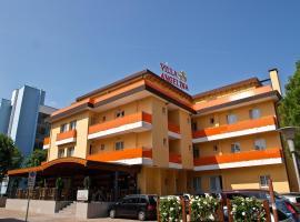 Hotel Villa Angelina, hotel v Bibione
