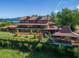 Hotel & Spa Etxegana, hotel near Gorbea Mountain, Zeanuri