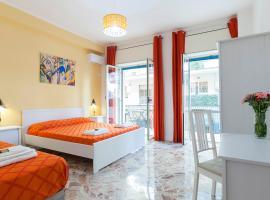 B&B La Primula, logement avec cuisine à Pompéi