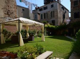 Corte Nova, serviced apartment in Venice