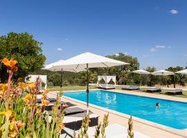 Herdade da Sanguinheira, farm stay in Longomel