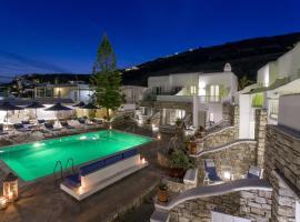 Bellissimo Resort, resort in Agios Ioannis Mykonos