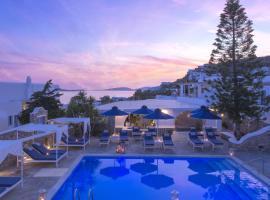 Bellissimo Resort, hotel in Agios Ioannis Mykonos