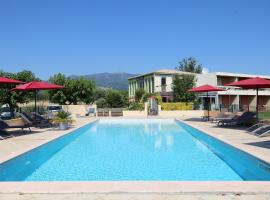 Les Jardins De La Madrague, hotel in Lucciana