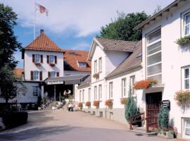 Moorland Hotel am Senkelteich, отель в городе Флото