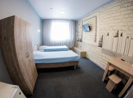 Гостиница Три Пескаря, отель в Курске