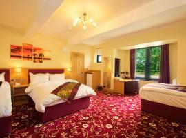 Edgerton Hotel, hotel in Huddersfield