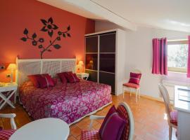 Le Mas de Guilles, hotel in Lourmarin