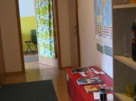 hostel 2.heimat, Privatzimmer in Leipzig