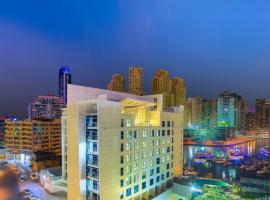 Jannah Marina Hotel Apartments, hotel near Al Maktoum International Airport - DWC, Dubai