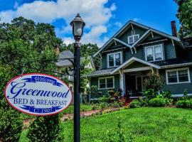Greenwood Bed & Breakfast, B&B in Greensboro