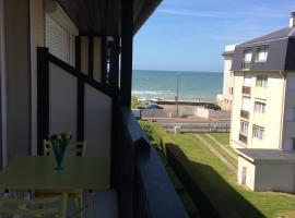 Résidence Les Colombières, budget hotel in Villers-sur-Mer