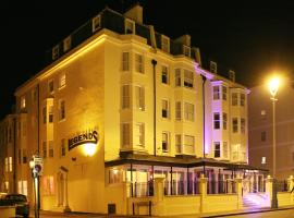Legends Hotel, hotel in Brighton & Hove