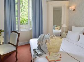 Citotel Hotel Le Plantagenet, hotel in Chinon