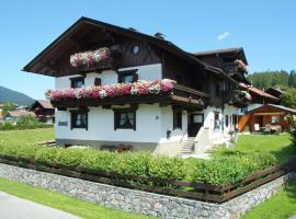 Haus Spielmann, apartment in Ehrwald