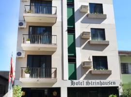 Hotel Steinhausen, hotel em Blumenau