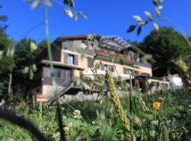 Hotel La Croce, hotel in Abbadia San Salvatore