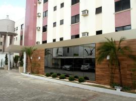 Palace Hotel Campos dos Goytacazes, hotel in Campos dos Goytacazes